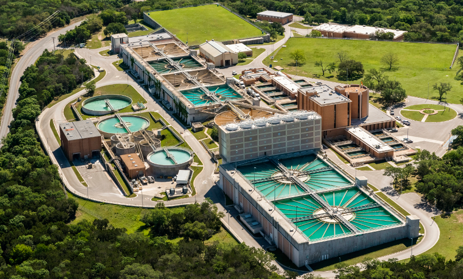 Austin area aerial photos