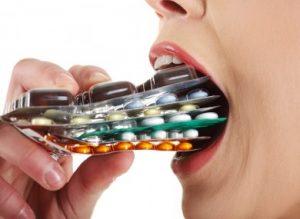 casual antibiotic consumption
