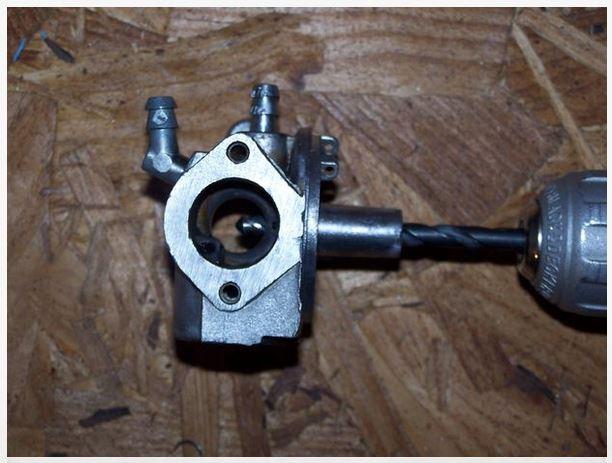 drilling venturi port