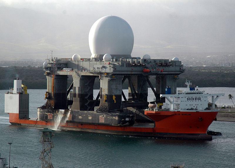 X-band radar