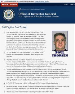 OIG-report-Poul-Thorsen-Fugitive https://oig.hhs.gov/fraud/fugitives/profiles.asp