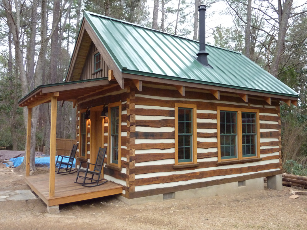 Building A Cozy Cabin Under 4 000 Off Grid Healthcare